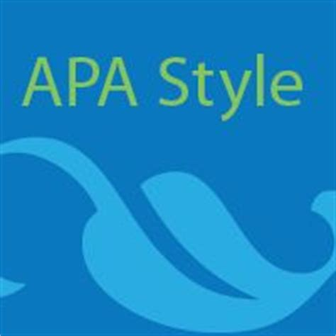 Sample term paper in apa style
